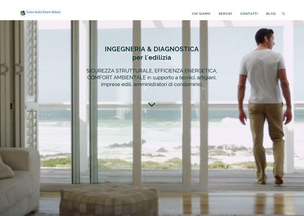 esempio sito web